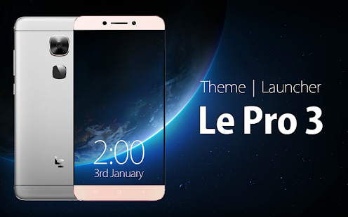 Theme for Le Pro 3 Elite - náhled
