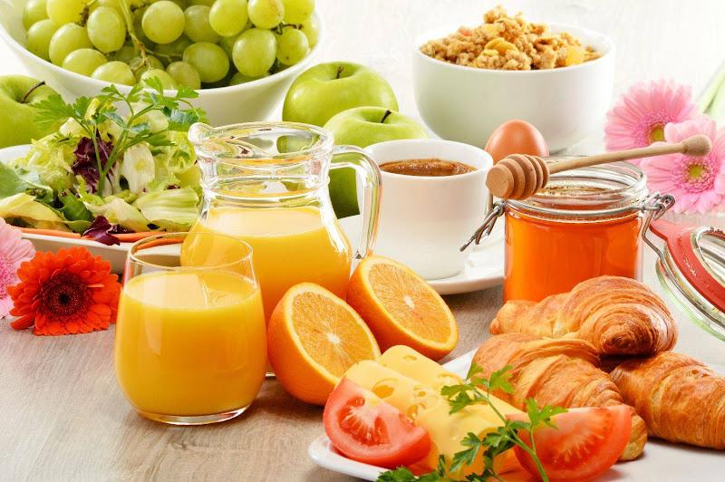 Ontbijtbuffet 1