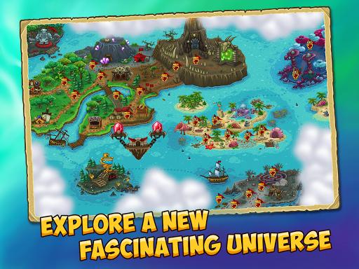 Booblyc TD - Cool Fantasy Tower Defense Game screenshots 16