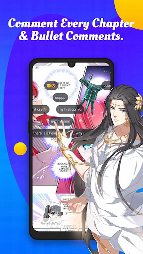 Screenshot for Webnovel in Hong Kong Play Store