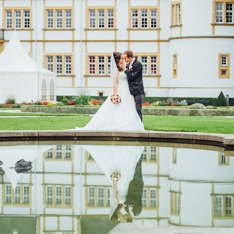 Wedding photographer Katharina Leiker (glanzmatt). Photo of 02.12.2016
