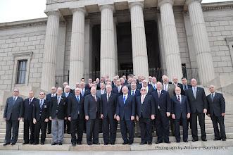 Photo: Grand Secretary's
