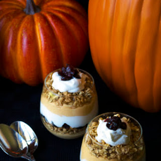 Pumpkin Cheesecake Instant Pudding Recipes