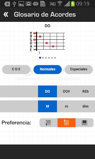 Tabs & Chords in Spanish screenshot 4
