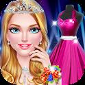 Prom Dress - Fashion Designer icon
