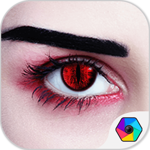 (FREE) SPE EYES STICKER 個人化 App LOGO-硬是要APP