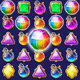 Jewel Castle™ - Classical Match 3 Puzzles
