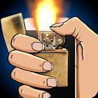 Simulator Lighter Joke icon