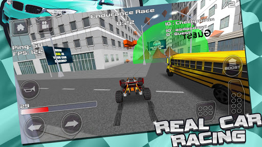 Real Car Racing - Multiplayer game (apk) free download for Android/PC/Windows screenshot
