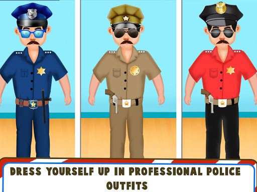 Crazy Policeman - Virtual Cops Police Station 7.0 screenshots 15