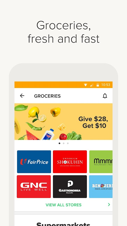 honestbee - Groceries | Food- screenshot