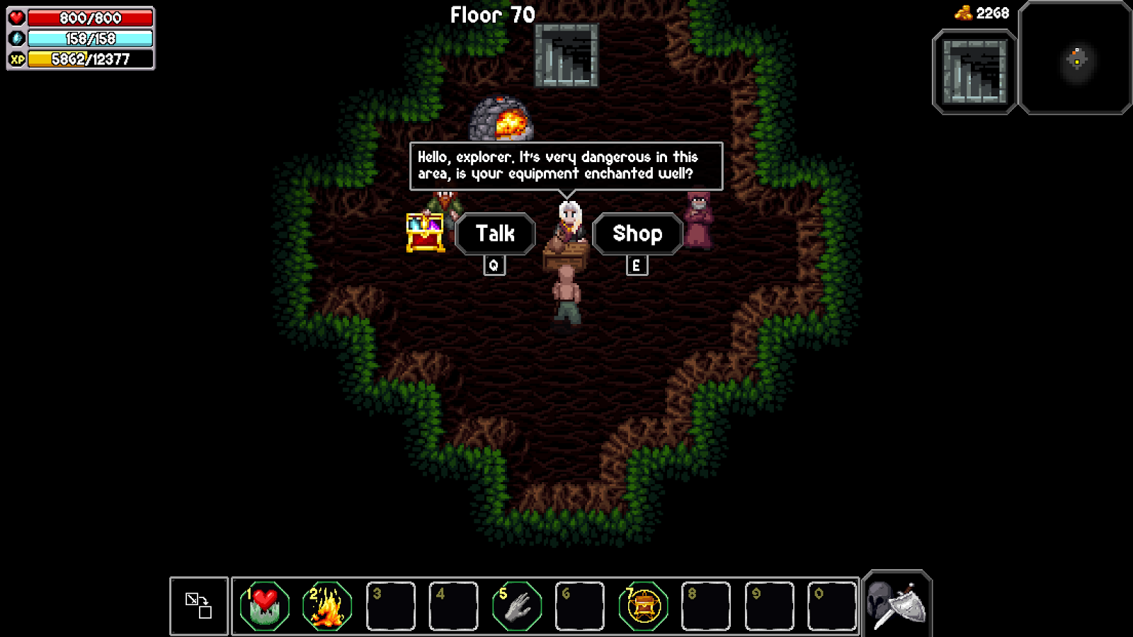 The Enchanted Cave 2- screenshot