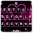 Live Red Heart Keyboard Theme Icône