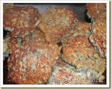 Paua (abalone) Fritters Recipe