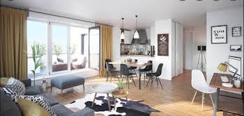 Appartement 4 pièces 89 m2
