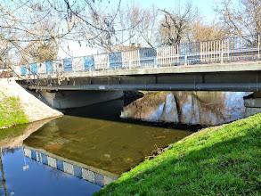 Photo: 67,4 km most na ul. Łowickiej Mazowieckiej