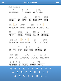 Cryptogram Puzzles - náhled