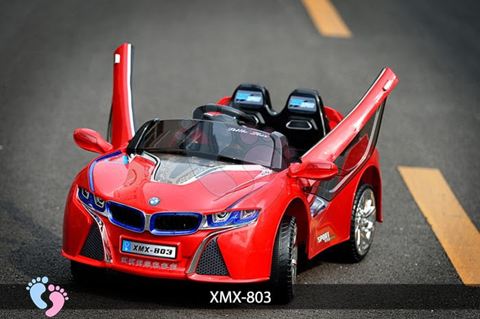 kinh nghiệm mua ô tô điện cho bé