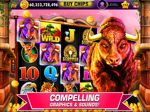 Slots : FREE Vegas Slot Machines - 7Heart Casino! 1.71 screenshots 18