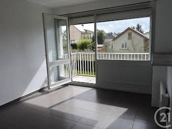 Appartement 2 pièces 35,7 m2