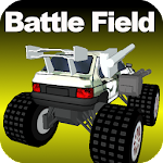 Battle Racing Filed 3D Icon