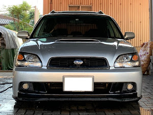 レガシィツーリングワゴン BH5 平成14年式 GT D型のカスタム事例画像 nakayuki0717さんの2020年08月21日08:10の投稿