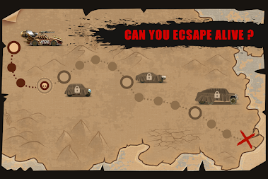 Hill Zombie Racing - Earn To Climb APK screenshot thumbnail 4