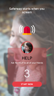Personal Safety & Family Locator - Saferway - náhled