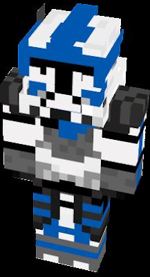 clone   Nova Skin