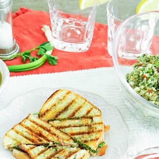 Fig, Brie & Prosciutto Panini Recipe