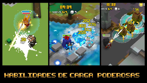 Cube Knight: Battle of Camelot para Android