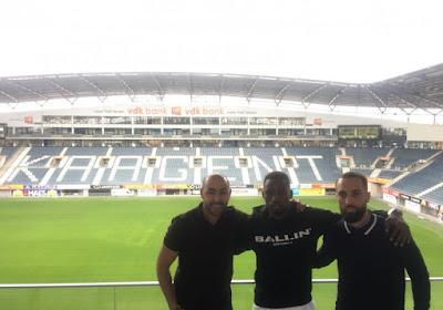 AA Gent leent talent Elton Kabangu opnieuw uit