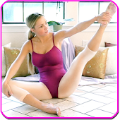 Stretching Exercise for Splits