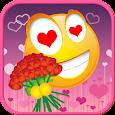 Love Emoji Sticker for Valentine's Day apk
