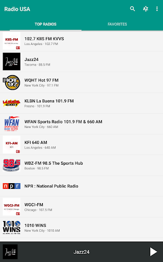 Radio USA FM 6.1 screenshots 9