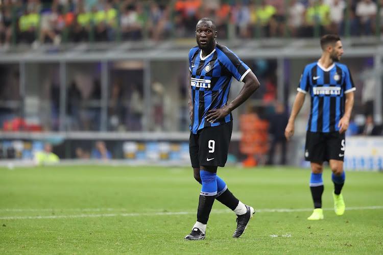 Romelu Lukaku n'a pas joué tout le match contre l'Udinese et il y a une bonne raison à cela