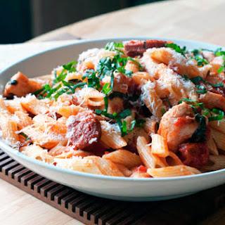 Chicken Chorizo Pasta Recipes
