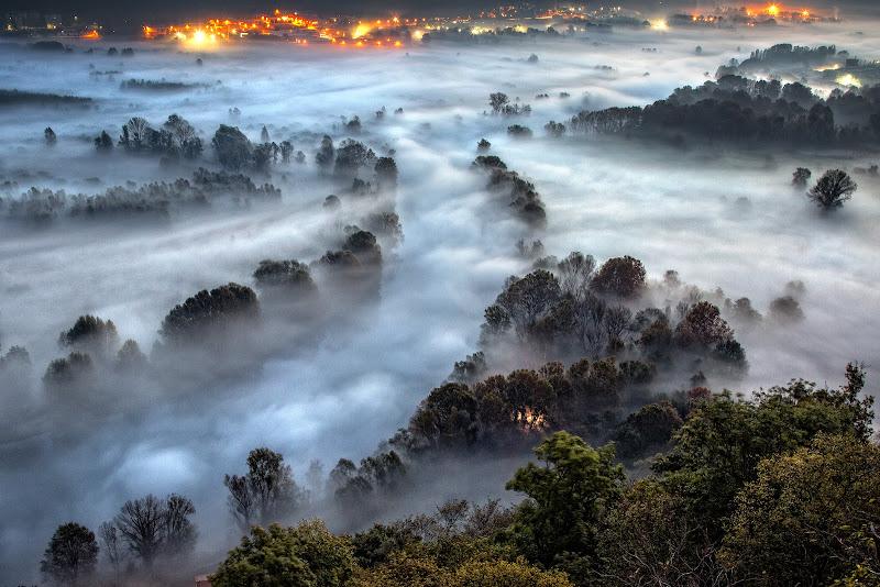 Nebbie del mattino di Giulio61