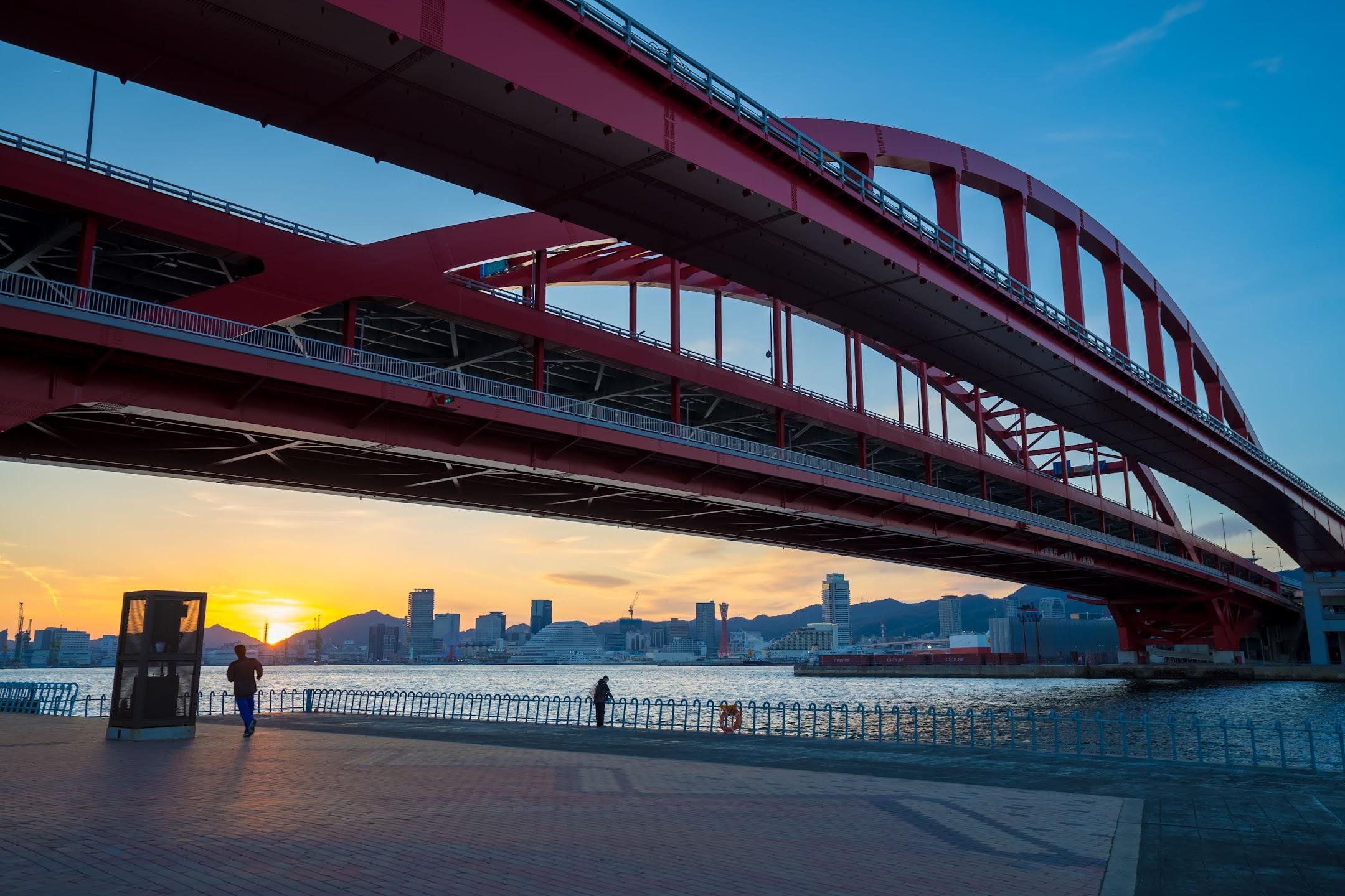 Kobe Great Bridge3