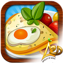 Breakfast Maker The Cook Game icon