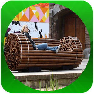 Bamboo řemesla a lepenka - náhled