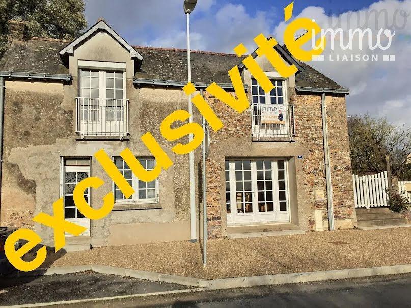 Vente maison 6 pièces 105 m² à La Meilleraye-de-Bretagne (44520), 125 200 €
