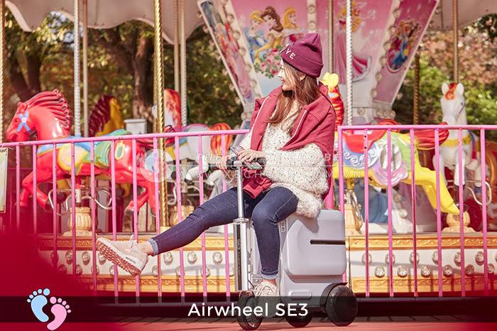 Vali chạy điện thông minh Airwheel SE3 14
