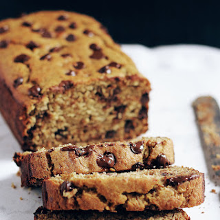 Chickpea Flour Banana Bread.
