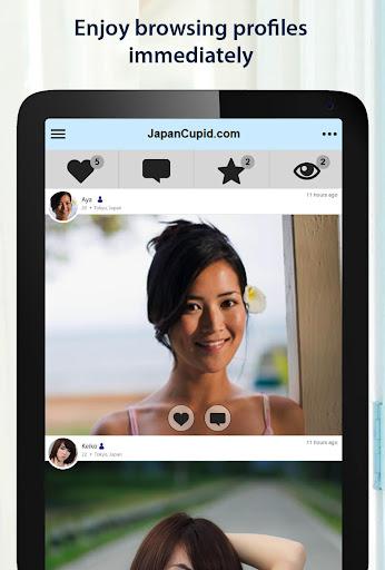 JapanCupid - Japanese Dating App 2.1.6.1561 screenshots 6