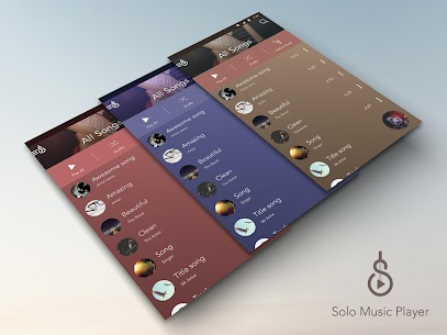 Solo Music Player & Equalizer App Download For Android 2