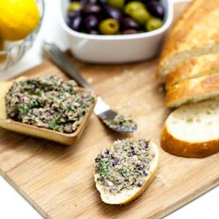 Artichoke Olive Tapenade.