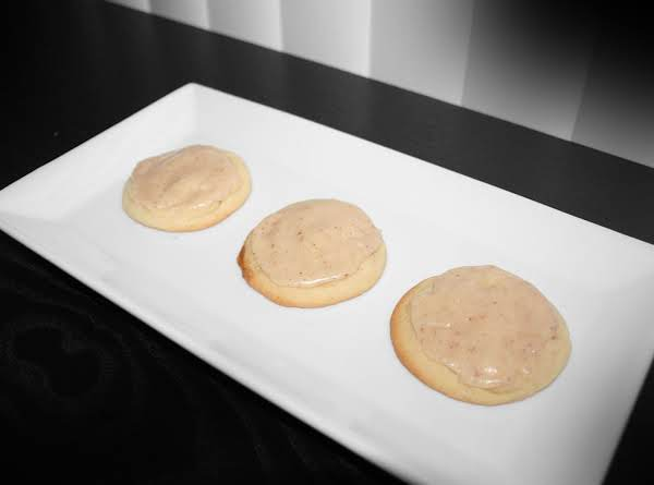 Grandma's Sugar Cookies With Brown Butter Icing Recipe