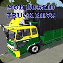 Bussid Mod Truck Hino icon