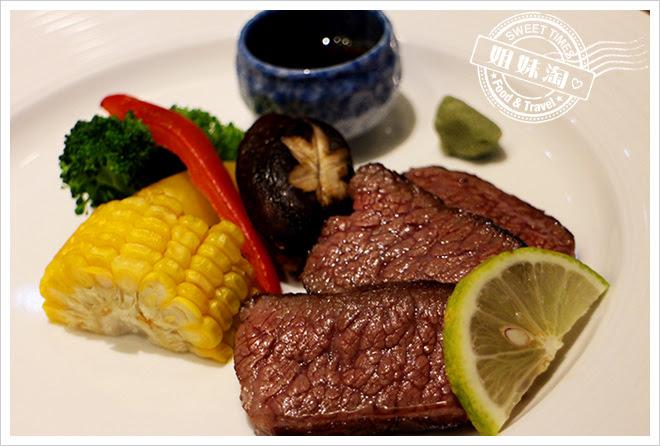 次郎本格日本料理烤物